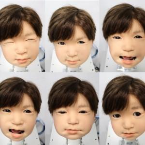 [報道]新型の子供アンドロイドAffetto頭部の報道発表を行いました
